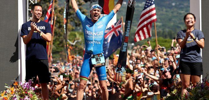 El Ironman de Kona más rápido de la historia
