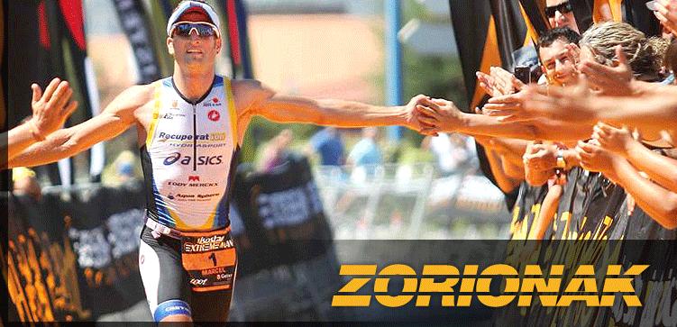 Getxo se vistió de triatlón con motivo de la Isostar Extreme Man