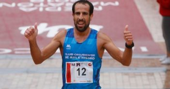 """Emilio Martín: """"Mi gran objetivo es correr el Europeo de maratón de 2022"""""""