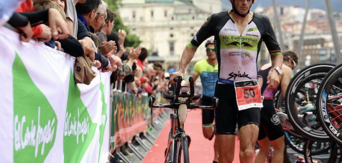 Nuevo y más seguro recorrido para el Bilbao Triathlon 2019