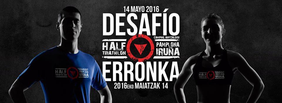 Half Triathlon Pamplona Iruña 2016