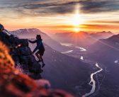 (VÍDEO) Espectaculares imágenes de Kilian Jornet entrenando en Noruega
