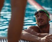 (VÍDEO) Lionel Sanders trabaja duro para nadar más rápido