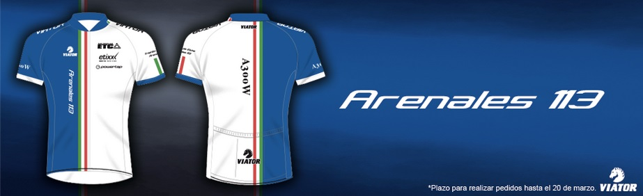 Maillot Arenales