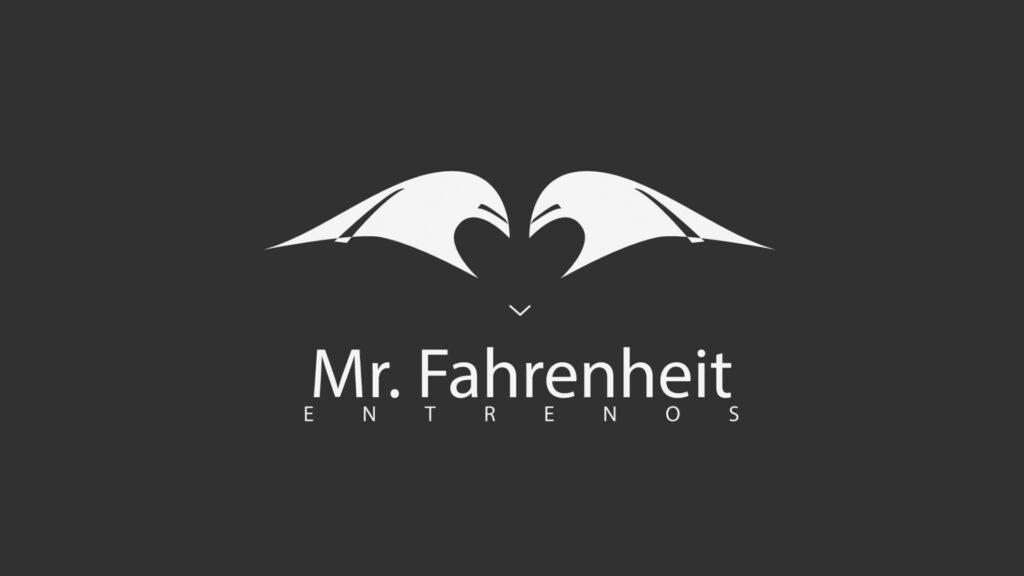 Mr Fahrenheit Entrenos logo