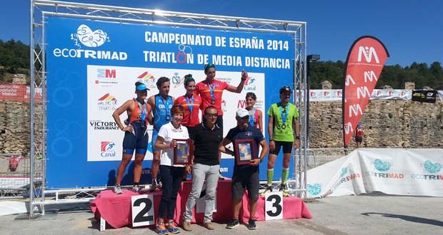 Competiciones de Triatlón - Triatletas en Red