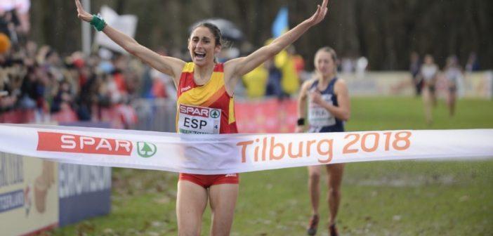 España logra cuatro medallas en el Europeo de Cross