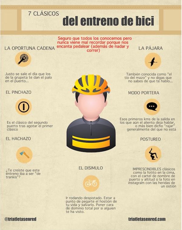 entreno de bici