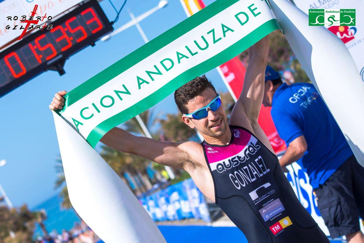 247acc44afd Almería acogió el Campeonato Andaluz de Triatlón Olímpico