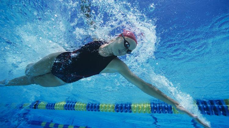 que significa respiracion en natacion