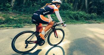 Accidente GRAVE de Carolina Routier mientras entrenaba en bici