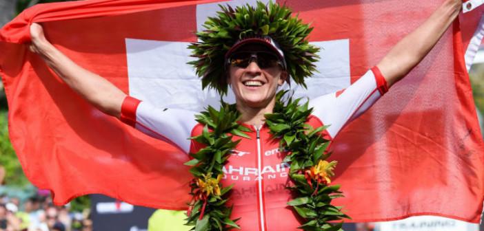 Daniela Ryf alarga su reinado en Hawaii