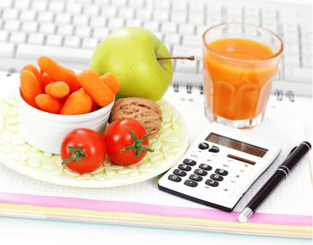 Como contar las calorias para bajar de peso